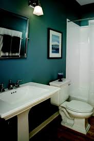 Bathroom Color Idea Impressive 90 Cyan Bathroom Decor Decorating Inspiration Of 37