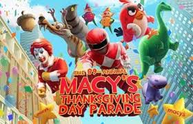 nbc thanksgiving day parade live the glee project season 1