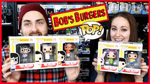 bob s burgers bobs burgers funko pop review and giveaway closed youtube