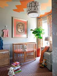 Office Guest Bedroom - using one space as a guest room and nursery hgtv