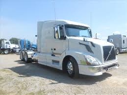 2014 volvo truck used 2014 volvo vnl64t630 tandem axle sleeper for sale in ms 6581