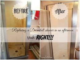 how to replace a shower door tos diy loversiq