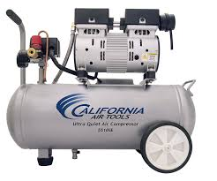 california air tools 5510se ultra quiet and oil free 1 0 hp 5 5