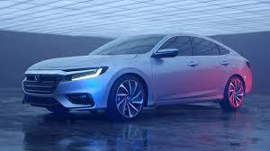 the honda insight is back as a 50 mpg premium sedan