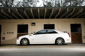 lowered cadillac cts customized cadillac cts v exclusive motoring miami fl