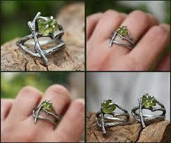 natural gemstones rings images 208 best raw stone rings images jewerly gemstone jpg