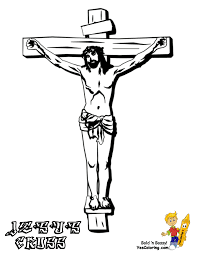 regal easter coloring pages within crucifixion glum me