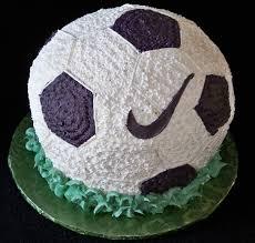 soccer cake sculpturesandcutoutssports