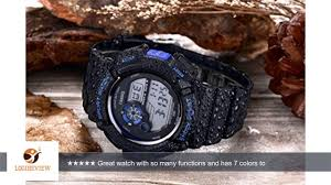 Discount Military Watch Mens Watches For Men Multifunction Sports Waterproof Led 2 Fanmis Military Mens Sport Watches Multi Function Digital Alarm