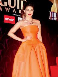 what color makeup should i wear with a orange dress makeup