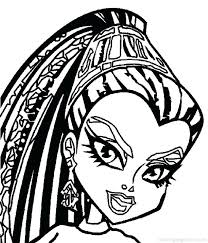 monster high coloring pages baby abbey bominable monster high coloring pages mons high color book plus coloring pages