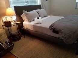 Bedroom Furniture Manufacturer Ratings Ella Upholstered Bed Modern Beds U0026 Platform Beds Modern