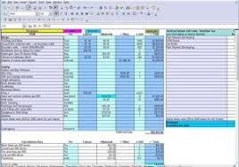 building cost estimator free building cost estimator spreadsheet with template construction cost