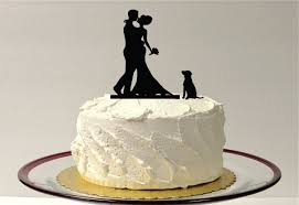 made in usa include your dog bride groom silhouette