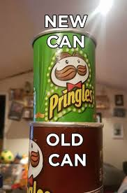 everyone u0027s really fucking mad about the new pringles
