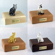 pet urns for cats dog cat figurine urns urns for animals pet cremation atlanta