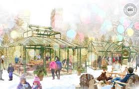 outdoor markets with heated booths to be set up in downtown detroit
