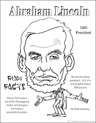 free printable coloring pages of us presidents free presidents day coloring sheets us presidents coloring pages
