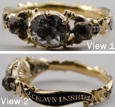 mourning ring mhs collections online crowninshield mourning ring