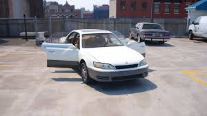 i bought a lexus for 600