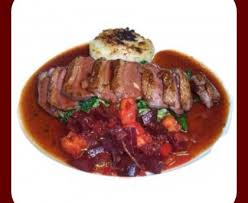 cuisiner le magret magret de canard sauce aux poivres recette de magret de canard