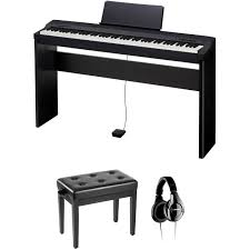 Key Bench Casio Px 160 Privia 88 Key Digital Piano With Stand Bench B U0026h