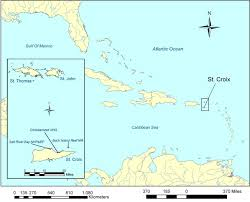 st croix caribbean map seac featured project