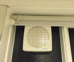 Bathroom Window Exhaust Fan With Louvers  Bathroom Ideas - Bathroom fan window