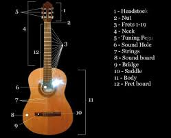 restring an acoustic guitar spinditty