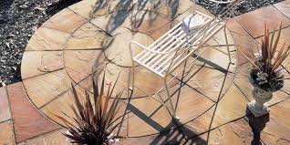 Circular Patio Kit by Circle Patio Kits And Features Bradstone