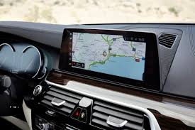 bmw 5 series navigation system 2017 bmw 5 series sedan saloon review offers more than expected