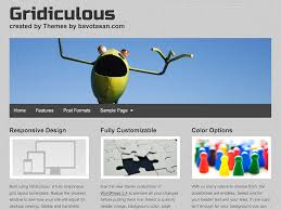 gridiculous u2014 free wordpress themes
