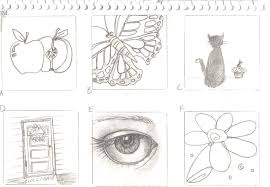 9 best images of easy drawing ideas art easy art drawing ideas