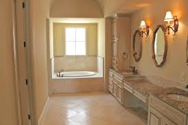 Travertine Tile Bathroom by Flooring And Bath Gallery Made In The Shade Of San Antonio