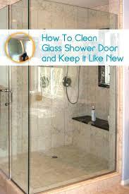 Best Cleaner For Shower Doors Best Cleaner For Glass Shower Doors Moreaboutpolitics Info