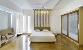 Contemporary Master Bedroom With Simple Marble Floors Interior Marble Floors In Bedroom