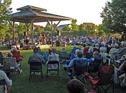 Family Garden Longmont Free Outdoor Concerts At The Museum 101st Army Dixieland Band