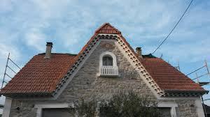 Flat Tile Roof Pictures by La Escandella Flat Roof Tile