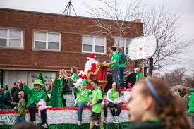 thanksgiving day parade in chicago i u0027m not irish but you can kiss me anyways u2022 choosing figs