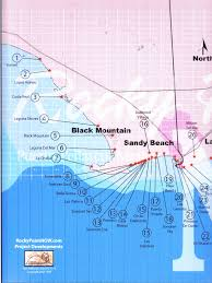 Sayulita Mexico Map by Rocky Point Area Map Of Puerto Penasco Mexico Maps Of Sandy Beach