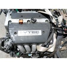 engine and transmission used honda accord 2003 2007 4cyl manual