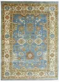 Clearance Rugs Sale New Handmade Oriental Design Rug 9x12 Oushak Rug Traditional Rugs