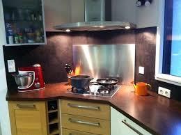 cuisine en kit castorama plan de travail beton cire cuisine credence sol classique chic kit