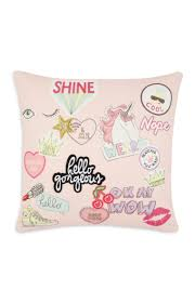 Cosy Cushions Primark Pink Badge Cushion Primark Pinterest Primark