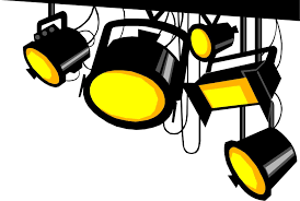 porch clipart top stage lights clip art images free vector art images