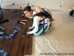 diy basics installing laminate flooring the diy adventures