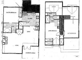 Wilderness Lodge Floor Plan Bear Creek Cabin Ra77306 Redawning