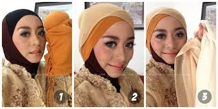 tutorial makeup natural hijab pesta tutorial make up natural dan hijab wisuda ala vindy beauty tips