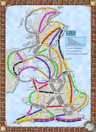 Bristol England Map by Ticket To Ride Uk Map U2013 David Millard