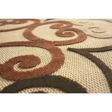 Nuloom Rug Reviews Nuloom Veranda Seeds Sand Brown Outdoor Rug Cflk01